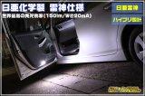 30系プリウス専用LEDカーテシランプ(雷神)