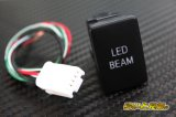 LED BEAM スイッチ