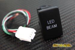 画像1: LED BEAM スイッチ