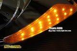 LEDサイドマーカー加工