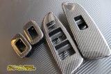 ドアS/Wパネル リアルカーボン加工
