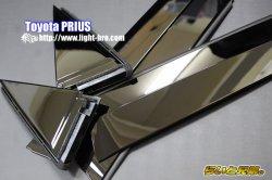 画像1: Exteriorピラー ピアノブラックペイント