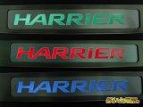 30系ハリアー専用スカッフプレートLED加工